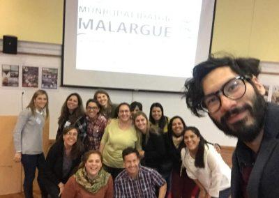 FORMACIÓN EN MEDIACIÓN – Malargue Mendoza – Ago 2018
