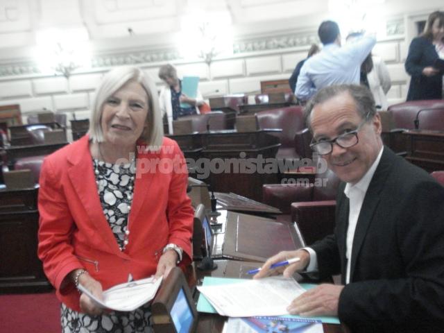 Santa Fe – Gestión de Mediación en agenda legislativa de Diputados