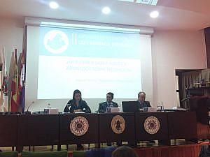 Abogados y jueces expresan el compromiso de sus instituciones con la mediación