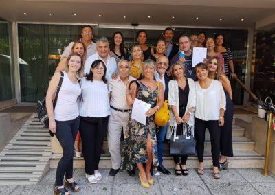 Formación Básica en Mediación – Colegio de Corredores Inmobiliarios de Mendoza 07/ 2019