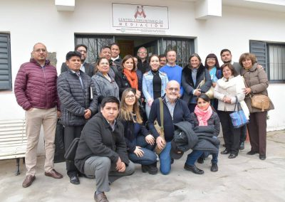 Encuentro en Salta con la Fundación UNIR de Bolivia