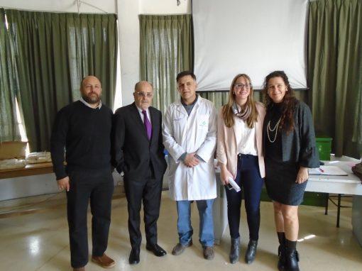 Curso de Administración de conflictos – Hospital Central de Mendoza – Octubre/2019