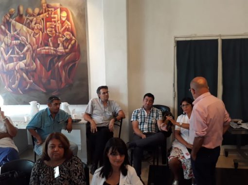 2° Curso de Administración de conflictos – Hospital Central de Mendoza – Marzo/2020